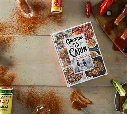 Cajun Cookbook Growing Slap Ya Mama Pm