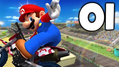 Mario Kart Wii Episode 1 Mushroom Cup 150cc
