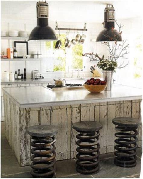 deco cuisine industriel design industriel dans cette cuisine blanche