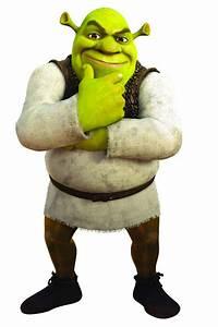 Shrek Smiling HD Wallpaper