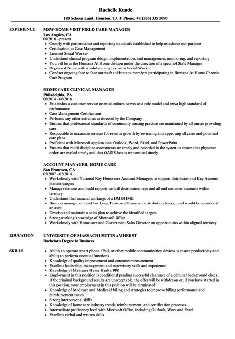 20 home health care resume graphics education