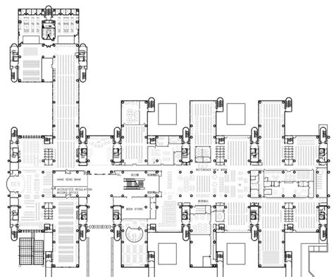 floor plans existing homes library renovation