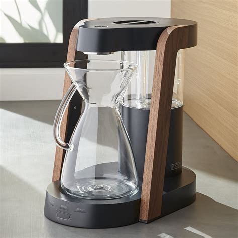 Review keurig s new k elite brewer is an upgrade in taste and style. Ratio Eight - Automatic Pour-Over Coffee Machine
