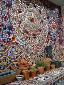 Stein Mosaik De : mosaik basteln stein mosaik im garten ~ Markanthonyermac.com Haus und Dekorationen