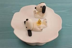 Fondant Figuren Selber Machen : snoopy cupcake topper cupcake deko aus fondant absolute lebenslust ~ Frokenaadalensverden.com Haus und Dekorationen