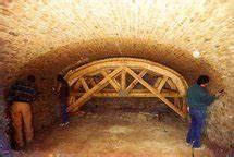Construire Une Cave Voutée En Pierre : histoire domaine savary vins de chablis savary ~ Zukunftsfamilie.com Idées de Décoration