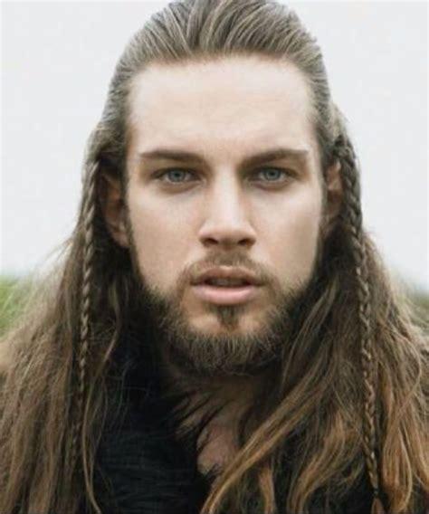 warrior braids viking hairstyles male hairstyle in 2019
