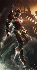 Iron Man Wallpapers For Android HD - Wallpaper Cave