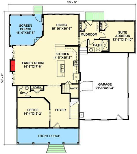 open floor plan farmhouse 30081rt 2nd floor master