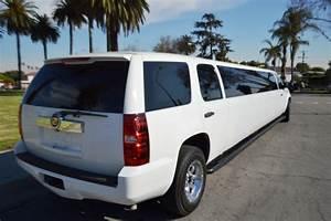 Chevrolet Tahoe Limousine