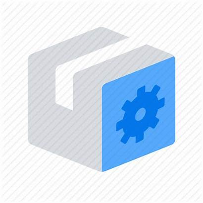 Pack Icon Service Delivery Box 512px