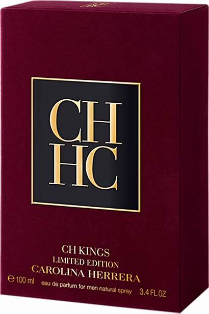 Herrera Perfume Kings Carolina Limited Edition Masculino
