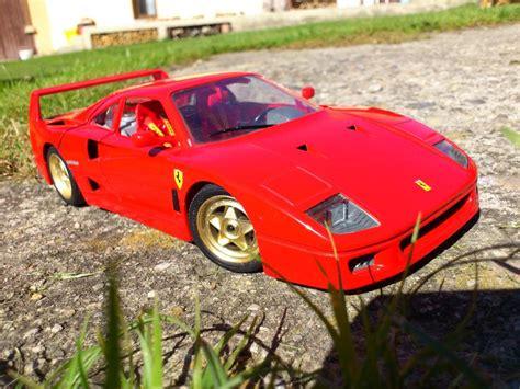 ferrari f40 wheels burago ferrari f40 with gold rims ferrari