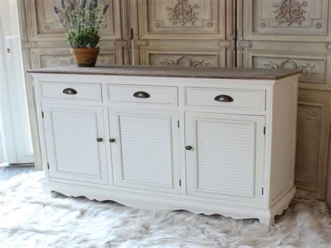 Painted Kitchen Cabinet Color Ideas - distressed white cabinets white kitchen buffet cabinet white sideboard cabinet kitchen ideas