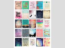 Erin Condren Planner Girly Quotes and Inspirational Rectangle