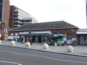 Bromley South Railway Station Malc Mcdonald Geograph