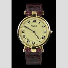 Must De Cartier Quartz Ebay