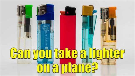 lighter plane travel take