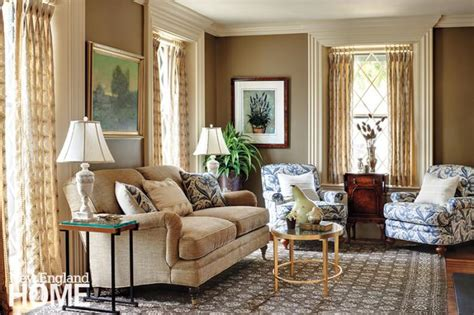 Impressive New England Home Interiors On Home Interior
