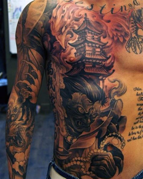 top   chest tattoos  men manly designs