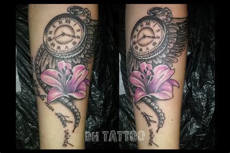 uhren kompass landkarte tattoos motive dh das t 228 towierstudio in