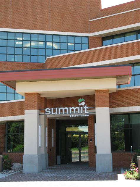 summit credit union  break ground    headquarters