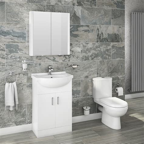 cove  vanity unit modern close coupled toilet