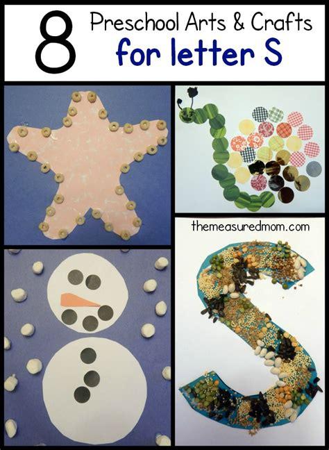 letter s crafts for preschoolers letter s crafts the measured 894