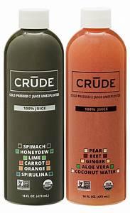 Robinson Beverages Launches Premium Juice Brand Crude