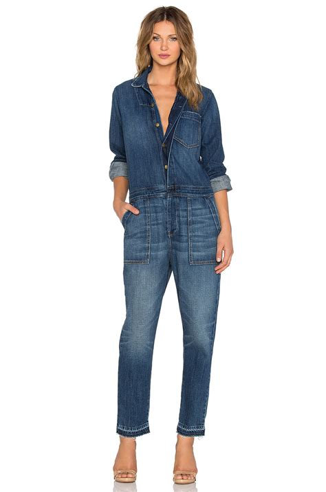denim one jumpsuit 14 denim jumpsuits that getting dressed on winter