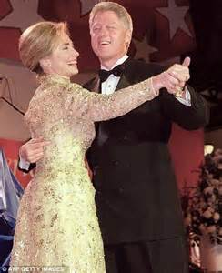 Bill and Hillary Clinton First Lady