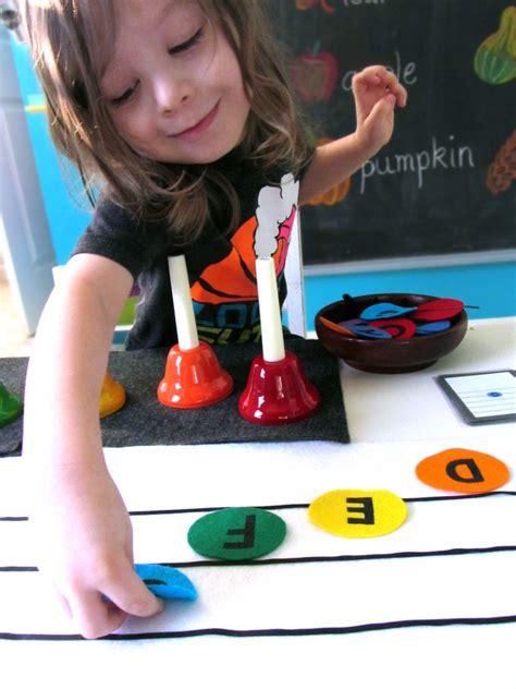 preschool handbells new sew felt musical notes and 814 | IMG 3109 750x1000