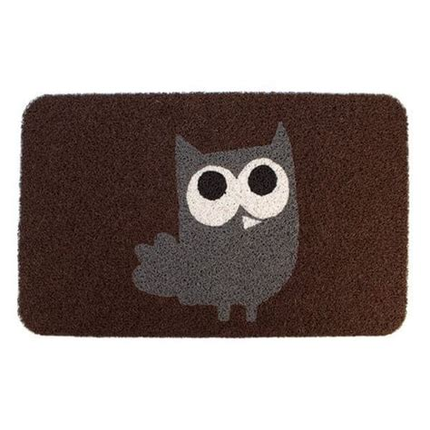 Owl Doormat by 6 Best Owl Doormats Of 2019 Golly Gee Gardening