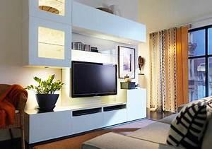 Ikea Besta Wohnzimmer Ideen : wohnwand best bild 7 living at home ~ Orissabook.com Haus und Dekorationen