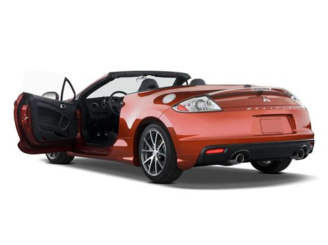 Mitsubishi Convertible by Mitsubishi Eclipse Spyder Reviews Research New Used