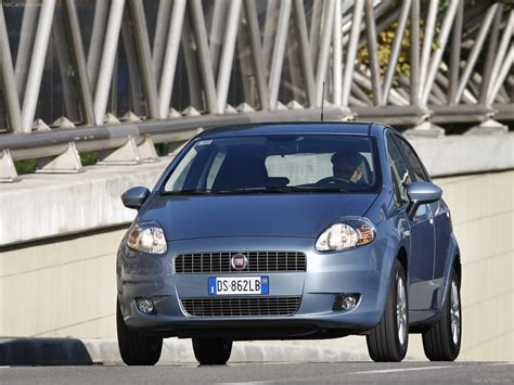 Fiat Grande Punto Natural Power Picture 58869 Fiat
