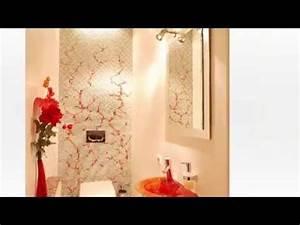 Gäste Wc Fliesen Oder Streichen : g ste wc ideen g ste wc renovieren sanieren mit sch nen fliesen youtube ~ Markanthonyermac.com Haus und Dekorationen