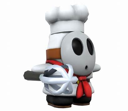 Models Resource Shy Guy Chef Pastry Archive