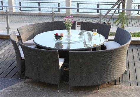 petit bureau design pas cher table de jardin ronde en resine