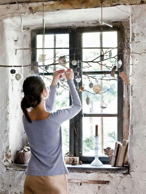 Fensterdeko Weihnachten Zweige by Bezaubernde Winter Fensterdeko Zum Selber Basteln