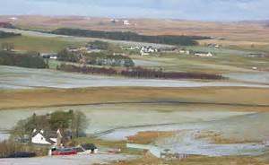 Glentewing Farm And Crawfordjohn  U00a9 Jim Ness Cc 2 0
