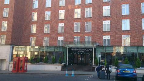 Ingresso Hotel Ingresso Hotel Foto Di Inn Kensington