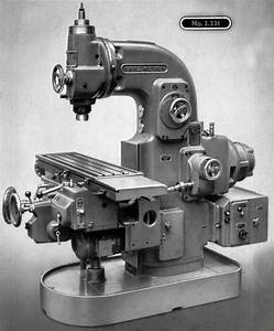 Werner Milling Machines