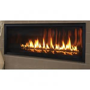Linear Gas Fireplace Inserts by Ihp Superior Drl6500 Direct Vent Linear Louverless Gas