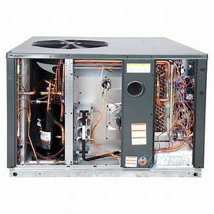 Goodman Gpd1424060m41 2 Ton Cooling 60 000 Btu Heating 14