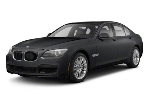 Bmw 7 Series Sedan Picture by 2010 Bmw 7 Series Sedan 4d 750i Pictures Nadaguides