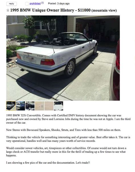 Sales Near Me Craigslist by Craigslist Cars For Sale By Owner Near Me 32099 52 Want