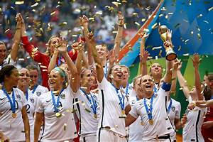 Women's World Cup USA celebrations continue after record ...