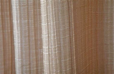 wavy sheer drapery fabric in blush traditional curtain