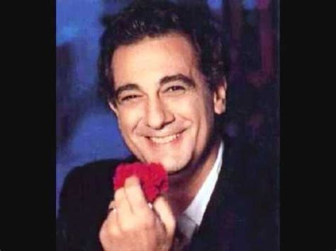Placido Domingo Opera Singer